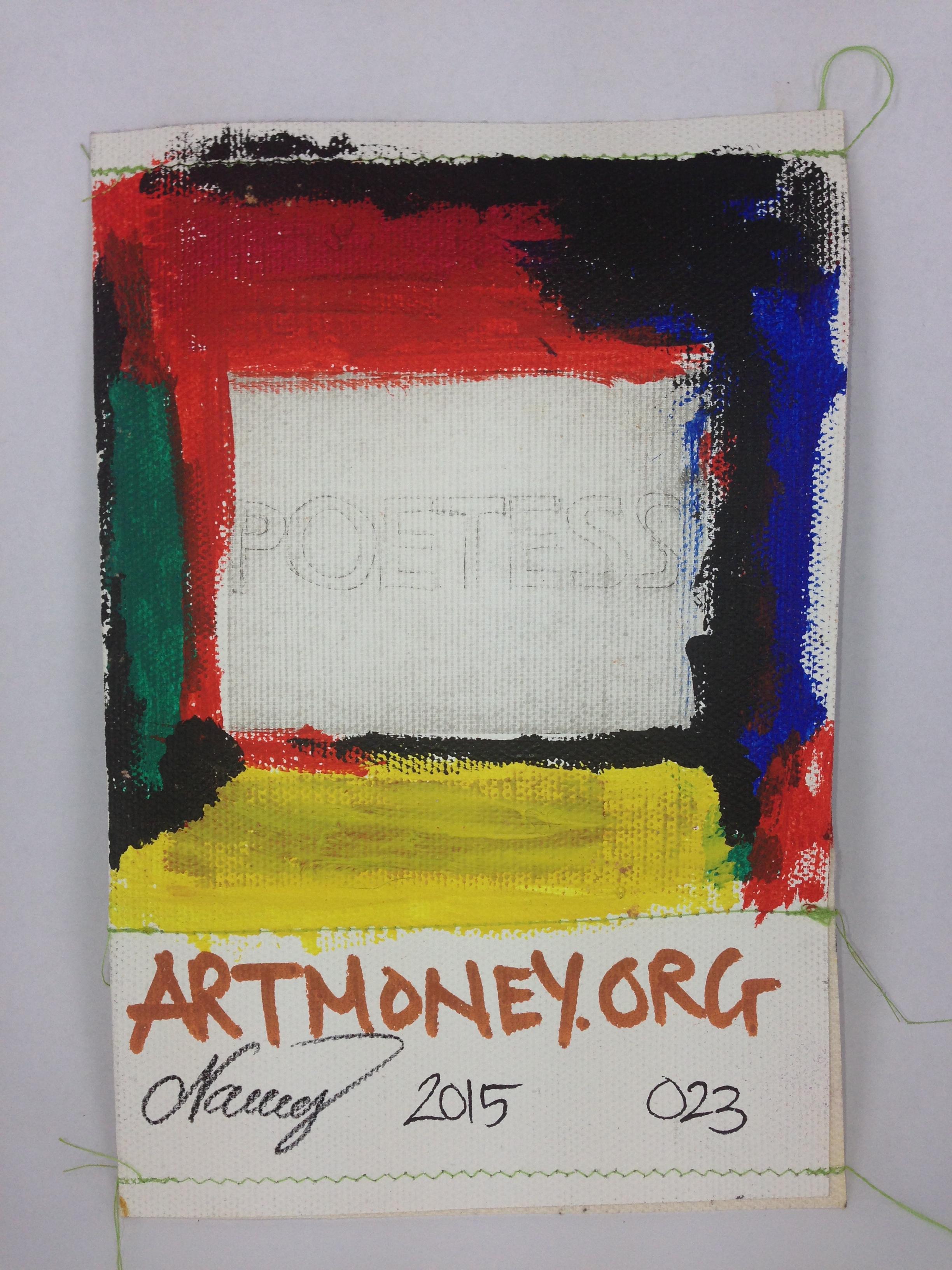 SpokenWord Poetry Artmoney | Artmoney